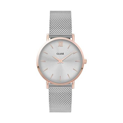 CLUSE Womens Quartz Watch with Stainless Steel Strap CW0101203004 並行輸入品