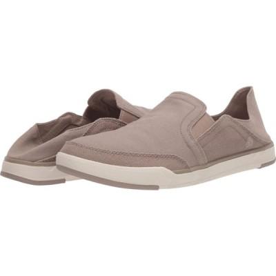 クラークス Clarks メンズ ローファー シューズ・靴 Step Isle Row Sand Canvas