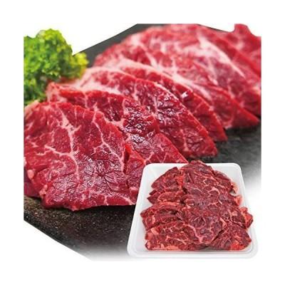 霜降り厚切り牛肉ハラミ500g冷凍 米国産