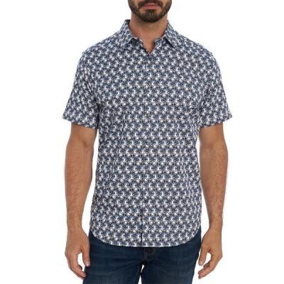 ロバートグラハム メンズ シャツ トップス Avory Classic Fit Short Sleeve Shirt