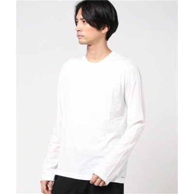 tシャツ Tシャツ 【INSHORE】 LONG T-SHIRT / CREW NECK , MENS