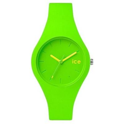 アイスウォッチ Ice Watch Ice-Watch 腕時計 時計 Ice-Watch ICE.NGN.S.S.14 Ice-Ola Neon Green Small Watch