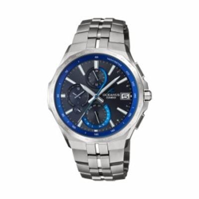 【送料無料!】カシオ OCW-S5000-1AJF メンズ腕時計 オシアナス CASIO OCEANUS マンタ 美しい スリム ブルートゥース スマートフォンリン