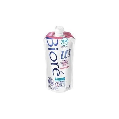 花王 ビオレu ザ ボディ 液体タイプ ブリリアントブーケの香り  (340mL) 詰め替え用 ボディウォッシュ