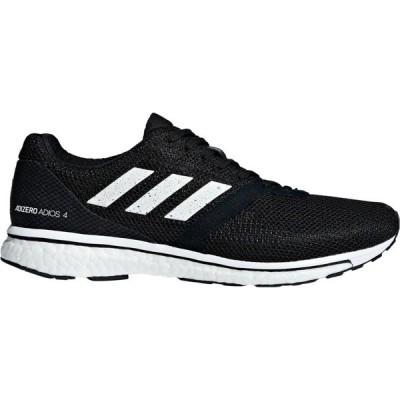 アディダス adidas メンズ ランニング・ウォーキング シューズ・靴 adizero Adios 4 Running Shoes Black