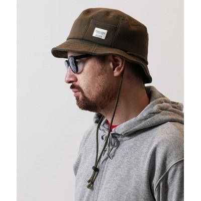 OVERRIDE / 【Mighty shine】BUCKET CORD HAT / 【マイティーシャイン】バケット コード ハット オーバーライド MEN 帽子 > ハット