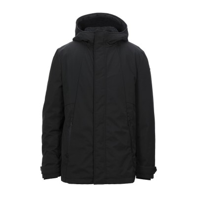 ジェオックス GEOX コート ブラック 58 ポリエステル 100% コート
