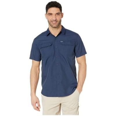 コロンビア Columbia メンズ 半袖シャツ トップス Silver Ridge 2.0 Short Sleeve Shirt Collegiate Navy
