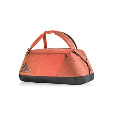 Gregory Mountain Products Stash 95 Liter Duffel Bag, Autumn Rust, One Size 並行輸入品