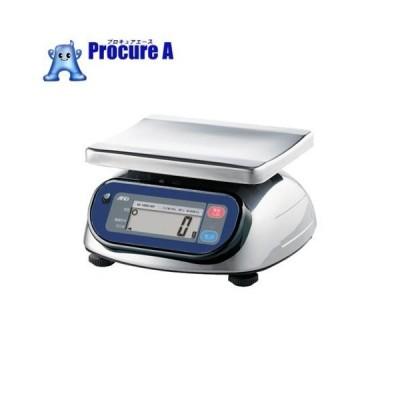 A&D 防塵防水デジタルはかり(検定付・4区) SK1000IWP-A4 ▼454-8833 (株)エー・アンド・デイ