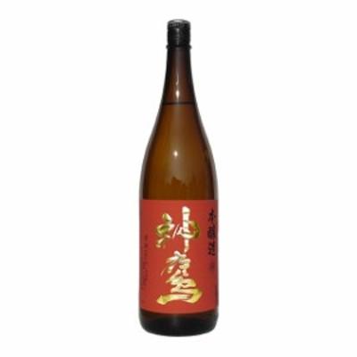 清酒 神鷹 本醸造 赤 1.8L 日本酒