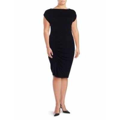 ヴィンス カミュート レディース ワンピース Plus Ruched Sheath Dress