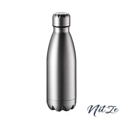 ゴーウェル マグボトル おしゃれ 瓶型 ロケット サーモ ステンレスボトル 直飲み 真空断熱 保温 保冷 水筒 420ml