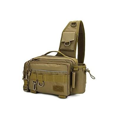 Lixada Fishing Tackle Bag Outdoor Hunting Bag Water-Resistant Multifunction