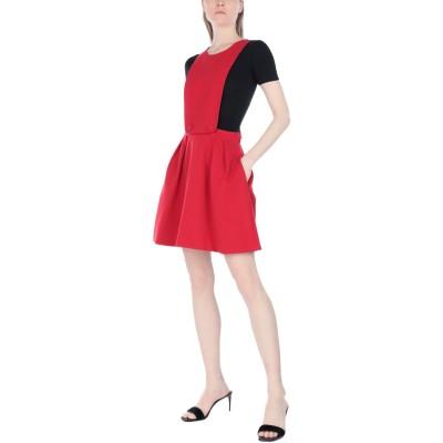 ピンコ PINKO ジャンパースカート レッド 44 レーヨン 60% / ナイロン 35% / ポリウレタン 5% ジャンパースカート