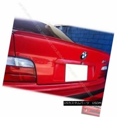91-98 BMW E36 COUPE M3トランクリップスポイラー塗装