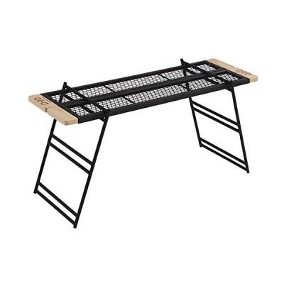 DOD TB2-541 ブラック [テキーララック] テーブル・チェア