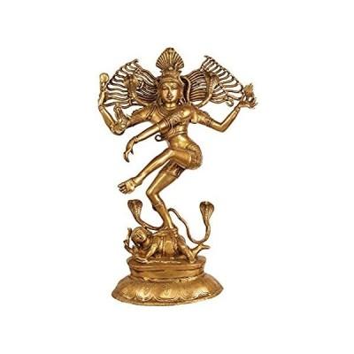Anの例Rareスキル。(大きなサイズ)–真鍮Statue ZDL63-natural-brass