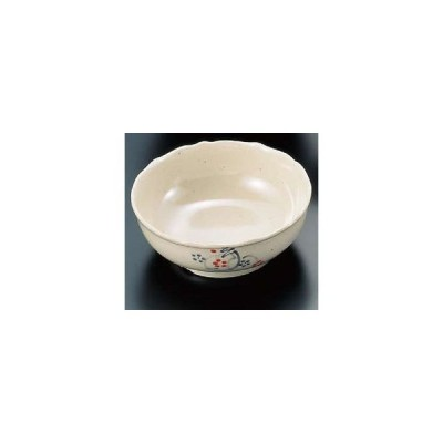 KANTOH/関東プラスチック工業  メラミン「かりん」丸刺身鉢/M−310−K