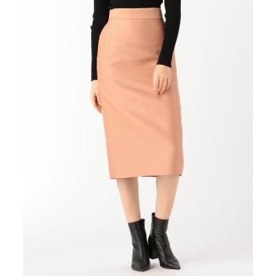 TOMORROWLAND / トゥモローランド robelite&CO. ウールシルクツイル タイトスカート
