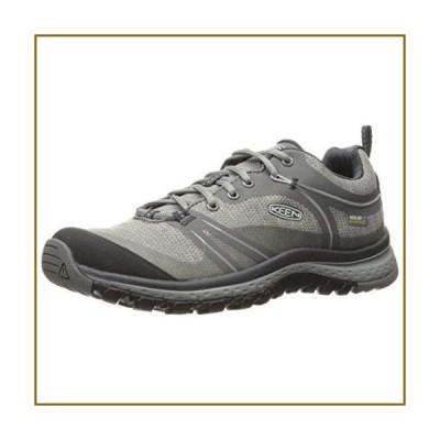 KEEN Womens Terradora Waterproof Hiking Shoe, Neutral Gray/Gargoyle, 8 M US【並行輸入品】