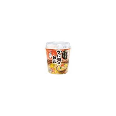 丸美屋 スープdeごはん <かに鍋風雑炊>  69g 6個