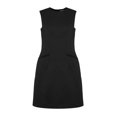 アクネ ストゥディオズ ACNE STUDIOS ミニワンピース&ドレス ブラック 34 ポリエステル 100% ミニワンピース&ドレス