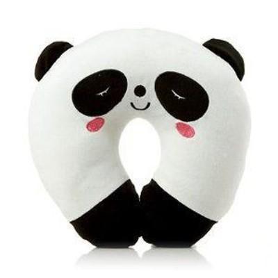 ネックピロー アニマル (パンダ)