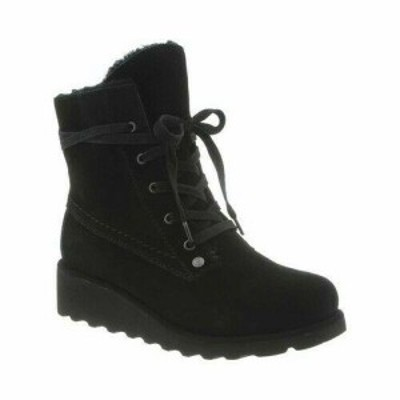 Bearpaw ベアパウ シューズ ブーツ Bearpaw Girls  Krista Lace Up Bootie Youth