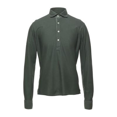 SONRISA シャツ グリーン S コットン 100% シャツ