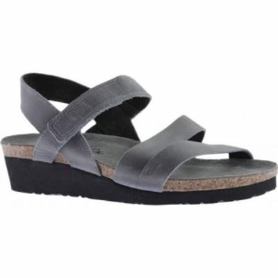 ナオト Naot レディース サンダル・ミュール シューズ・靴 Kayla Sandal Vintage Slate Leather