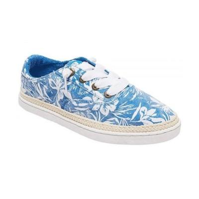 Roxy ロキシー レディース 女性用 シューズ 靴 スニーカー 運動靴 Talon - Blue/White