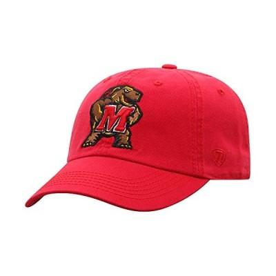 海外より出荷【並行輸入品】メリーランド・タープス 大人用 調節可能な帽子 メリーランドテラピンズ