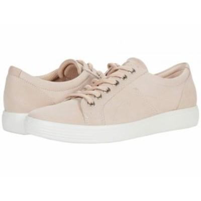 ECCO エコー レディース 女性用 シューズ 靴 スニーカー 運動靴 Soft Classic Lace Sneaker Rose Dust【送料無料】