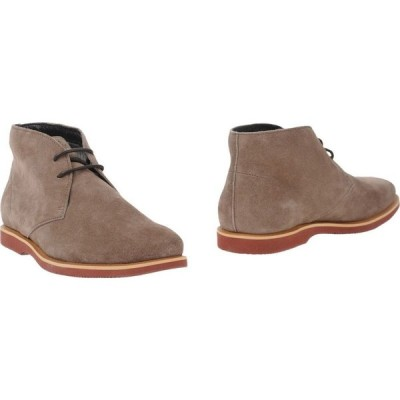 ホーガン HOGAN メンズ ブーツ シューズ・靴 Boots Khaki
