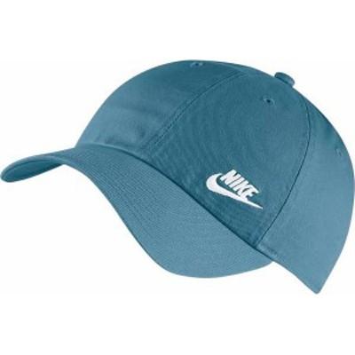 ナイキ レディース 帽子 アクセサリー Nike Women's Sportswear Heritage86 Hat Cerulean