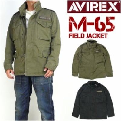 AVIREX アビレックス メンズ M-65 フィールドジャケット BASIC M65 FIELD JACKET 6122081