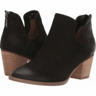 ブロンド Blondo レディース ブーツ シューズ・靴 Neda Waterproof Black Nubuck