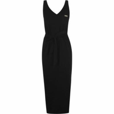 バブアー Barbour International レディース ワンピース ワンピース・ドレス Barbour Podium Dress Black