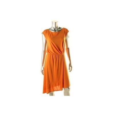 ドレス 女性  ロバートロドリゲス Robert Rodriguez 6042 レディース Scoop Neck Cap スリーブs Wear to Work ドレス