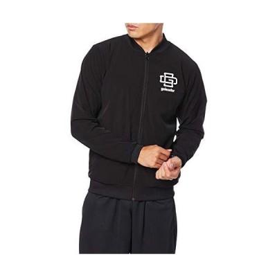 [ゴレアドール] トレーニング ジャケット gd-001 ブラック S