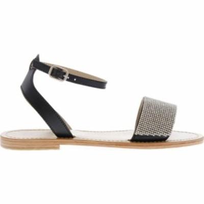 ファイヤートラップ Firetrap レディース サンダル・ミュール シューズ・靴 Blackseal Primdia Sandals Black Leather