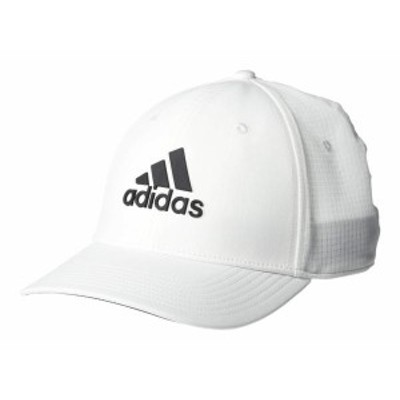 アディダス メンズ 帽子 アクセサリー Tour Hat White/Black