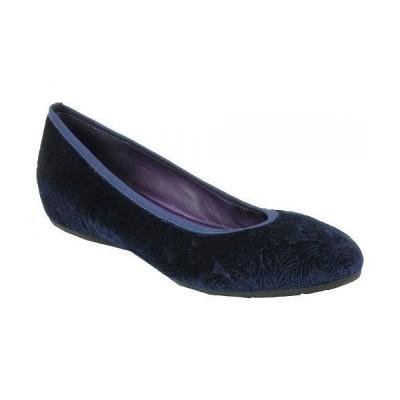 Vaneli ヴァネリ レディース 女性用 シューズ 靴 フラット Padma - Navy