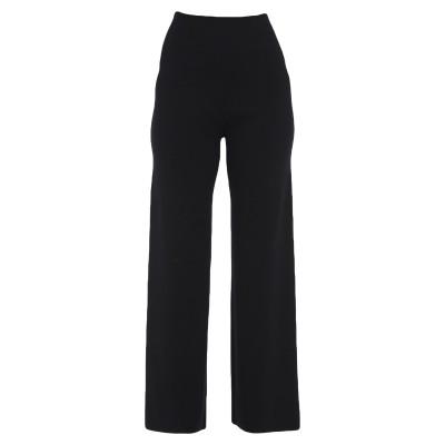 ステフェン・スロー STEFFEN SCHRAUT パンツ ブラック 36 レーヨン 72% / ポリエステル 28% パンツ