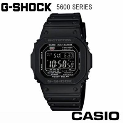 CASIO カシオ G-SHOCK GW-M5610-1BJF 5600 ブラック タフソーラー デジタル 電波時計 カシオ 電波 ソーラー  電波腕時計【正規販売店】
