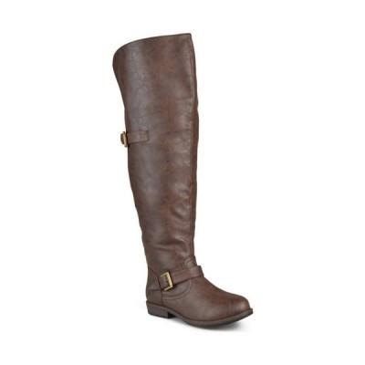 ジュルネ コレクション レディース ブーツ・レインブーツ シューズ Wide Calf Kane Boots