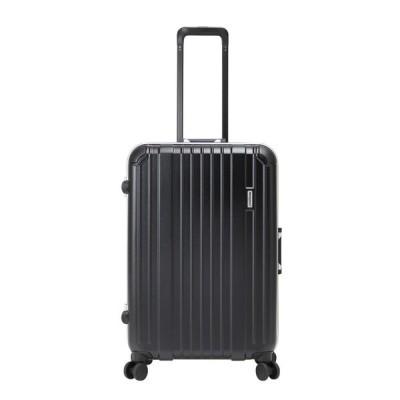 BERMAS スーツケース 64L HERITAGE ブラック 60493 [TSAロック搭載]