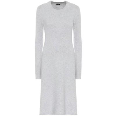 ジョゼフ Joseph レディース ワンピース ミドル丈 ワンピース・ドレス cashmere-blend midi dress Pearl