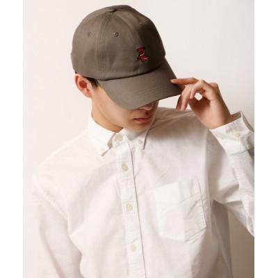 FUNALIVE / 【GREATFULDEAD】BEAR  LOW CAP ベア ローキャップ WOMEN 帽子 > キャップ